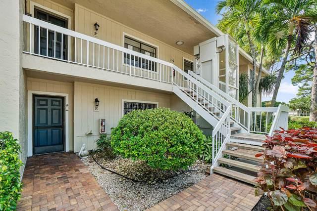 14 Westgate Lane 14E, Boynton Beach, FL 33436 (#RX-10569328) :: Ryan Jennings Group