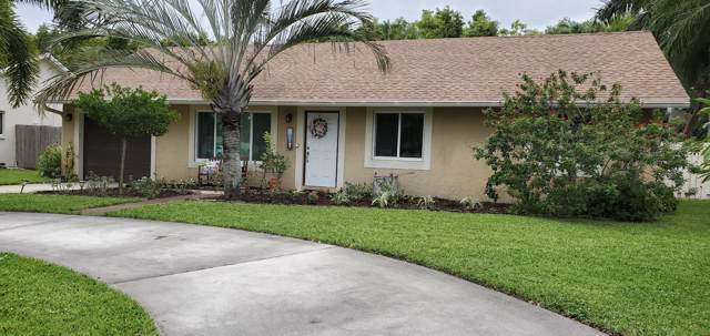 2786 Dunlin Road, Delray Beach, FL 33444 (MLS #RX-10569346) :: Best Florida Houses of RE/MAX