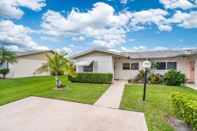 5432 Janice Lane, West Palm Beach, FL 33417 (MLS #RX-10569352) :: Best Florida Houses of RE/MAX