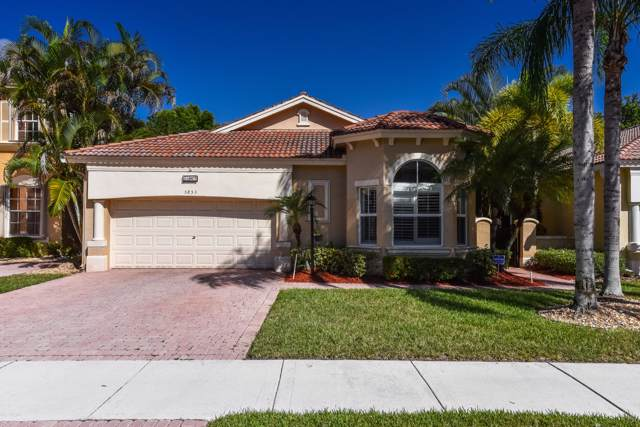 5853 NW 120th Terrace, Coral Springs, FL 33076 (#RX-10569370) :: Ryan Jennings Group