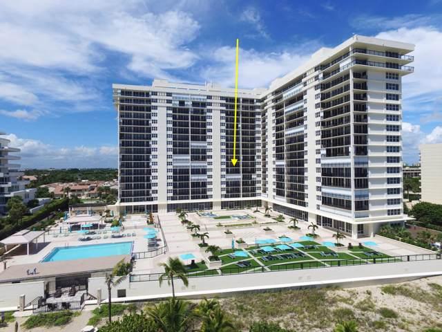 2000 S Ocean Boulevard 7-D, Boca Raton, FL 33432 (#RX-10569395) :: The Reynolds Team/ONE Sotheby's International Realty