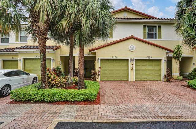 2407 NW 31st Court, Oakland Park, FL 33309 (MLS #RX-10569468) :: Castelli Real Estate Services