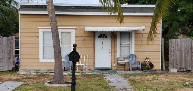917 S D Street, Lake Worth Beach, FL 33460 (MLS #RX-10569498) :: The Jack Coden Group
