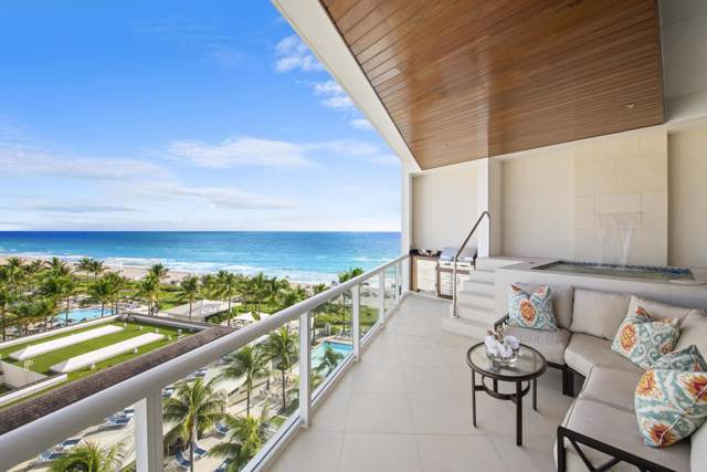 1000 S Ocean Boulevard #608, Boca Raton, FL 33432 (MLS #RX-10569518) :: Laurie Finkelstein Reader Team