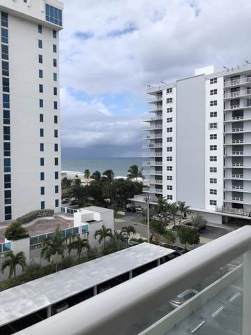 1000 S Ocean Boulevard 7J, Pompano Beach, FL 33062 (#RX-10569545) :: Ryan Jennings Group