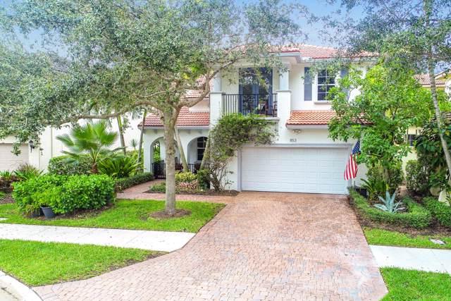 853 Madison Court, Palm Beach Gardens, FL 33410 (MLS #RX-10569575) :: The Jack Coden Group