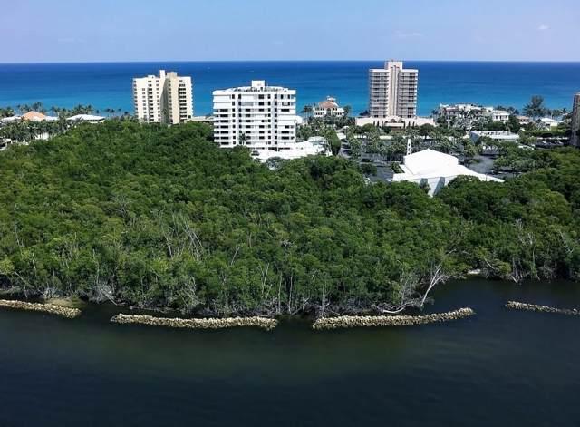 3450 S Ocean Boulevard #303, Highland Beach, FL 33487 (MLS #RX-10569599) :: Laurie Finkelstein Reader Team