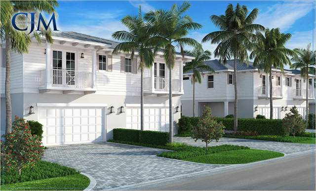 434 NE Wavecrest Way B, Boca Raton, FL 33432 (#RX-10569618) :: Ryan Jennings Group