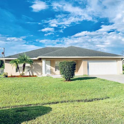 1391 SW Leisure Lane, Port Saint Lucie, FL 34953 (MLS #RX-10569643) :: Laurie Finkelstein Reader Team