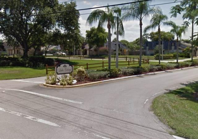 4044 Palm Bay Circle C, West Palm Beach, FL 33406 (MLS #RX-10569667) :: Lucido Global