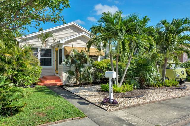 1320 N Ocean Breeze, Lake Worth Beach, FL 33460 (MLS #RX-10569685) :: Laurie Finkelstein Reader Team