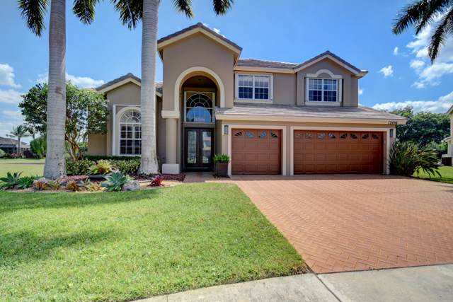 12456 Antille Drive, Boca Raton, FL 33428 (#RX-10569696) :: Ryan Jennings Group