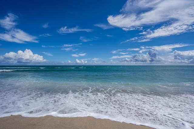 2701 S Ocean Boulevard #47, Highland Beach, FL 33487 (MLS #RX-10569717) :: Laurie Finkelstein Reader Team