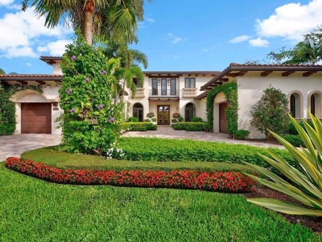 237 Via Palacio, Palm Beach Gardens, FL 33418 (MLS #RX-10569719) :: The Jack Coden Group