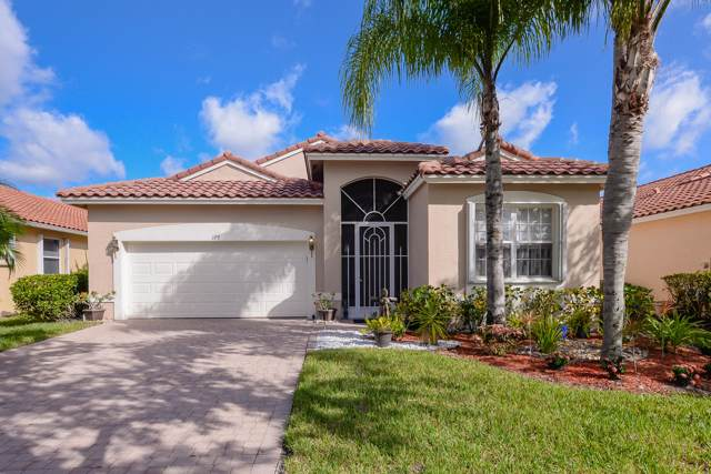 379 NW Springview Loop, Port Saint Lucie, FL 34986 (MLS #RX-10569736) :: The Nolan Group of RE/MAX Associated Realty
