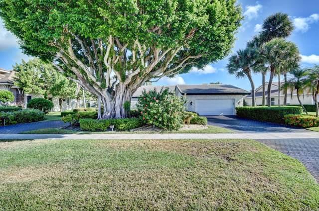4589 White Cedar Lane, Delray Beach, FL 33445 (MLS #RX-10569754) :: Laurie Finkelstein Reader Team