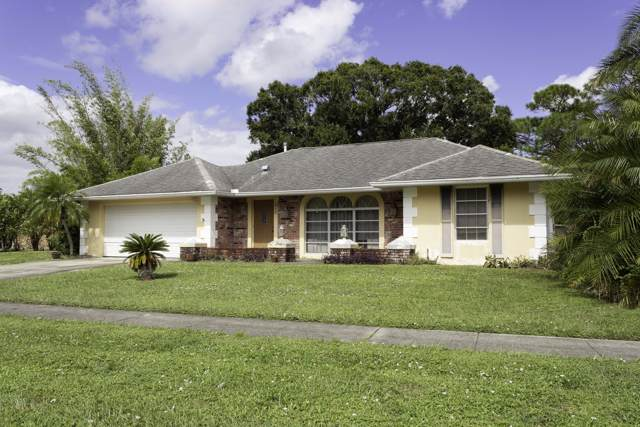 215 NE Brunson Court, Port Saint Lucie, FL 34983 (MLS #RX-10569821) :: Berkshire Hathaway HomeServices EWM Realty