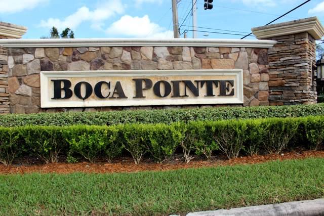 6794 Via Regina, Boca Raton, FL 33433 (#RX-10569867) :: Ryan Jennings Group