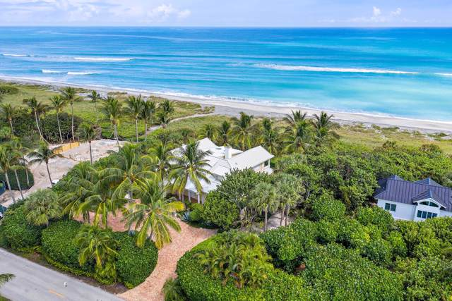 461 S Beach Road, Hobe Sound, FL 33455 (MLS #RX-10569886) :: Laurie Finkelstein Reader Team