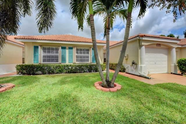 6059 Floral Lakes Drive, Delray Beach, FL 33484 (#RX-10569911) :: Ryan Jennings Group
