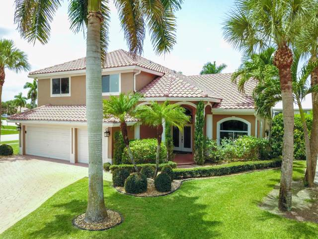 19373 Lost Oaks Lane, Boca Raton, FL 33498 (MLS #RX-10569999) :: Laurie Finkelstein Reader Team