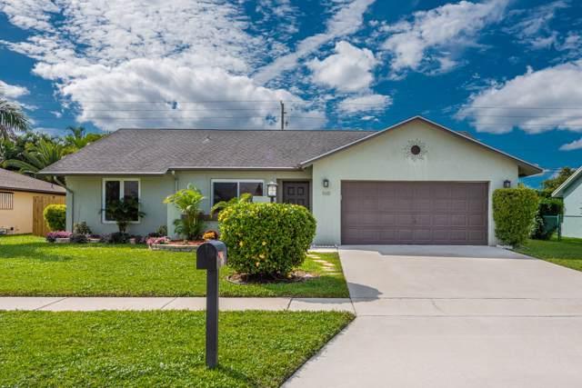 8408 Linden Way, Lake Worth, FL 33467 (#RX-10570006) :: Ryan Jennings Group