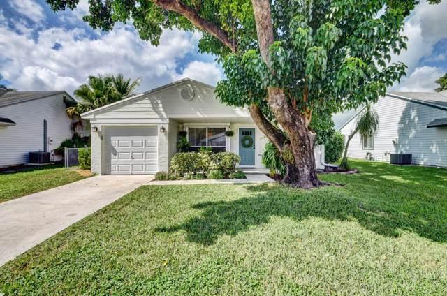 23271 Cedar Hollow Way, Boca Raton, FL 33433 (MLS #RX-10570101) :: Laurie Finkelstein Reader Team