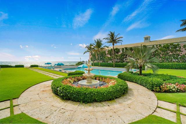 2665 N Ocean Boulevard 0008 & 0010, Gulf Stream, FL 33483 (MLS #RX-10570115) :: Berkshire Hathaway HomeServices EWM Realty