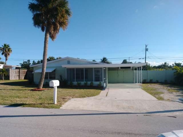 1624 NE Hilltop Street, Jensen Beach, FL 34957 (#RX-10570121) :: Weichert, Realtors® - True Quality Service