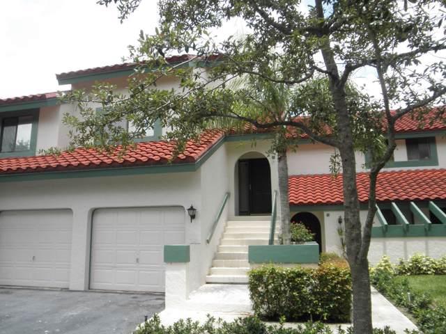 25 Lexington Lane W F, Palm Beach Gardens, FL 33418 (MLS #RX-10570166) :: Laurie Finkelstein Reader Team