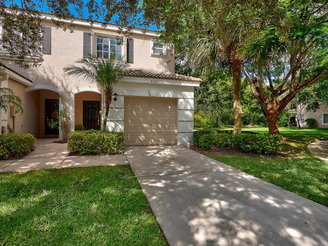 4641 Palmbrooke Circle, West Palm Beach, FL 33417 (MLS #RX-10570184) :: The Jack Coden Group
