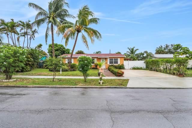 1735 16th Court N, Lake Worth, FL 33460 (MLS #RX-10570222) :: Berkshire Hathaway HomeServices EWM Realty