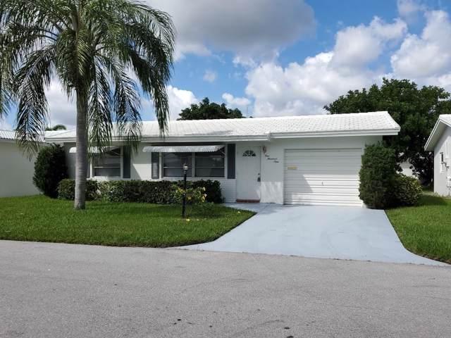 109 SW 15th Court, Boynton Beach, FL 33426 (#RX-10570225) :: Ryan Jennings Group