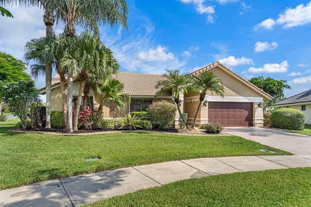 10710 Cypress Bend Drive, Boca Raton, FL 33498 (#RX-10570229) :: Ryan Jennings Group