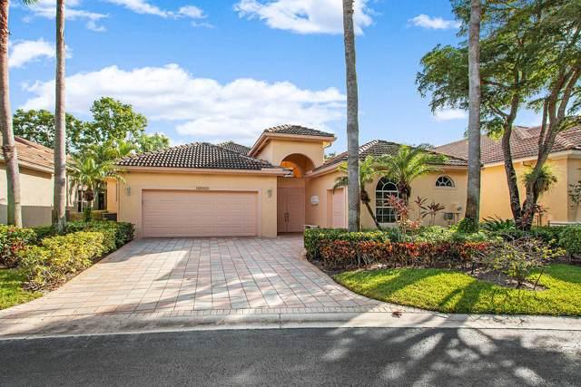 10682 Greenbriar Villa Drive, Lake Worth, FL 33449 (MLS #RX-10570231) :: Berkshire Hathaway HomeServices EWM Realty