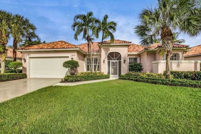2234 Vero Beach Lane, West Palm Beach, FL 33411 (MLS #RX-10570250) :: The Jack Coden Group