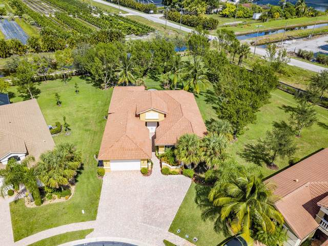 9254 Isles Cay Drive, Delray Beach, FL 33446 (MLS #RX-10570291) :: Laurie Finkelstein Reader Team
