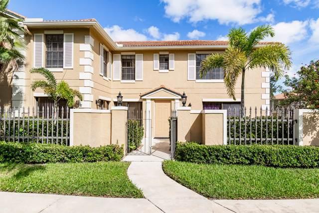 357 Prestwick Circle #3, Palm Beach Gardens, FL 33418 (MLS #RX-10570336) :: The Jack Coden Group
