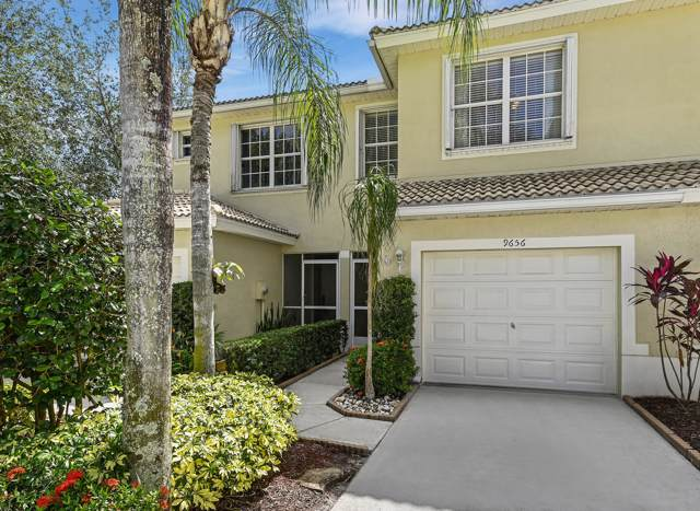 9656 Lago Drive, Boynton Beach, FL 33472 (MLS #RX-10570364) :: Laurie Finkelstein Reader Team