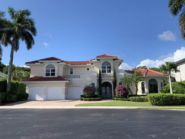 5815 Windsor Court, Boca Raton, FL 33496 (MLS #RX-10570374) :: Laurie Finkelstein Reader Team