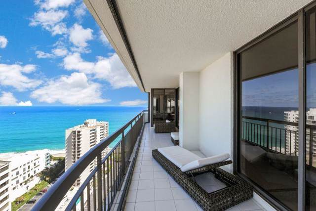 4100 N Ocean Drive #2503, Riviera Beach, FL 33404 (MLS #RX-10570384) :: Berkshire Hathaway HomeServices EWM Realty
