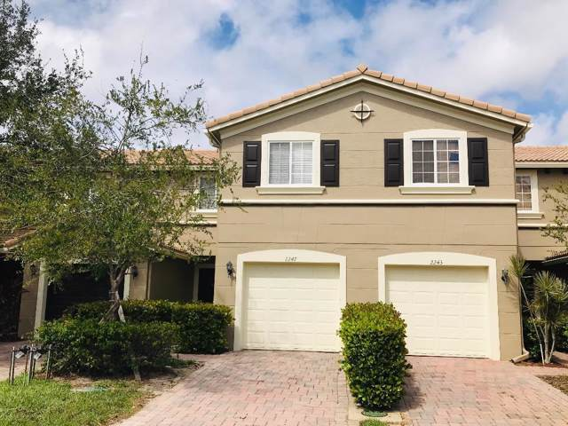 2247 SW Rockport Road, Port Saint Lucie, FL 34953 (MLS #RX-10570395) :: Laurie Finkelstein Reader Team