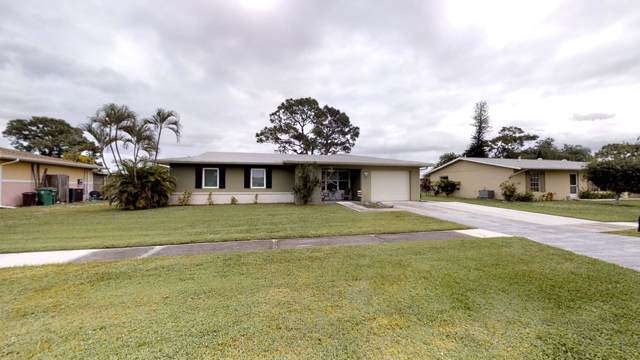 619 SW Branford Road, Port Saint Lucie, FL 34983 (MLS #RX-10570428) :: Laurie Finkelstein Reader Team