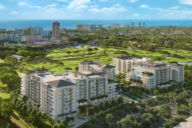 200 SE Mizner Boulevard #603, Boca Raton, FL 33432 (MLS #RX-10570437) :: Laurie Finkelstein Reader Team