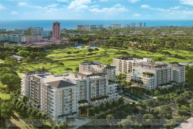 200 SE Mizner Boulevard #414, Boca Raton, FL 33432 (MLS #RX-10570447) :: Laurie Finkelstein Reader Team