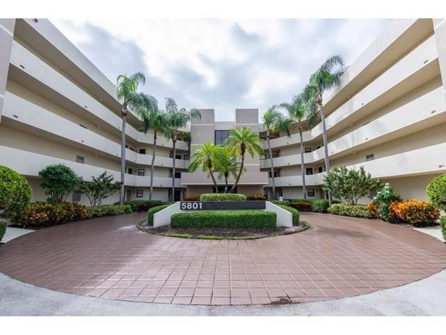5801 Camino Del Sol #301, Boca Raton, FL 33433 (MLS #RX-10570492) :: Laurie Finkelstein Reader Team