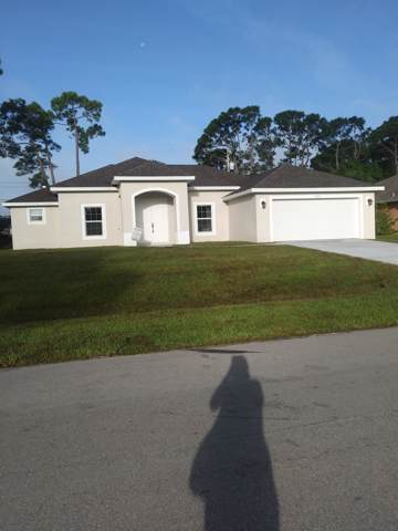 1782 SW Southworth Terrace, Port Saint Lucie, FL 34953 (MLS #RX-10570493) :: Laurie Finkelstein Reader Team