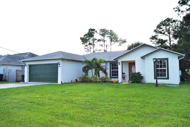 874 SW Curtis Street, Port Saint Lucie, FL 34983 (MLS #RX-10570497) :: Laurie Finkelstein Reader Team