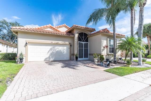 6981 Castlemaine Avenue, Boynton Beach, FL 33437 (MLS #RX-10570514) :: Laurie Finkelstein Reader Team
