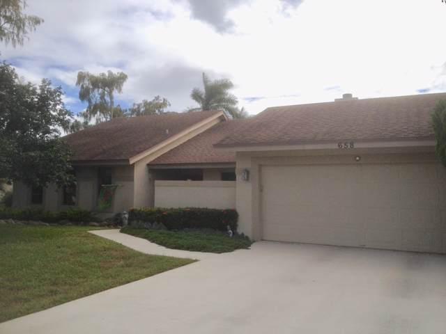 11854 Donlin Drive, Wellington, FL 33414 (MLS #RX-10570523) :: Laurie Finkelstein Reader Team